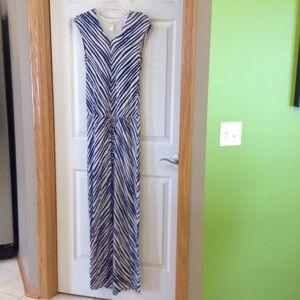 Chico's Maxi Dress Size 0 in EUC